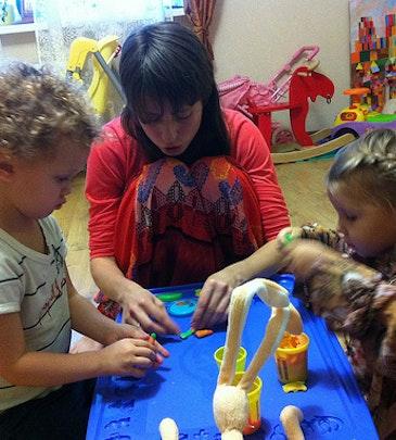 Заниматика малышам (2.5 – 4  года)
