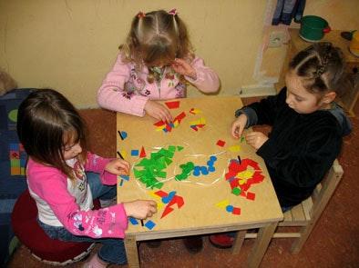 Заниматика (математические понятия в образах и ощущениях) 4.5 – 6 лет