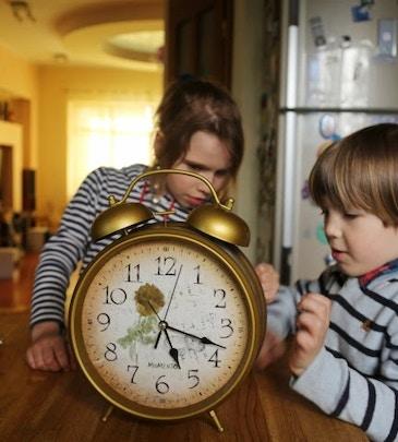 Часы. Время. Решение задач.