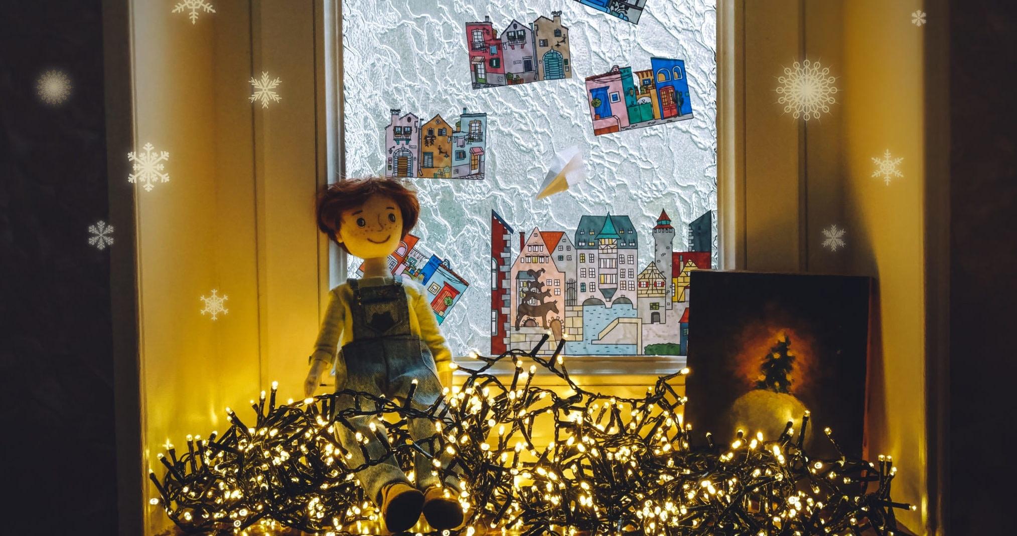 3 часть. Вилли спасает Деда Мороза