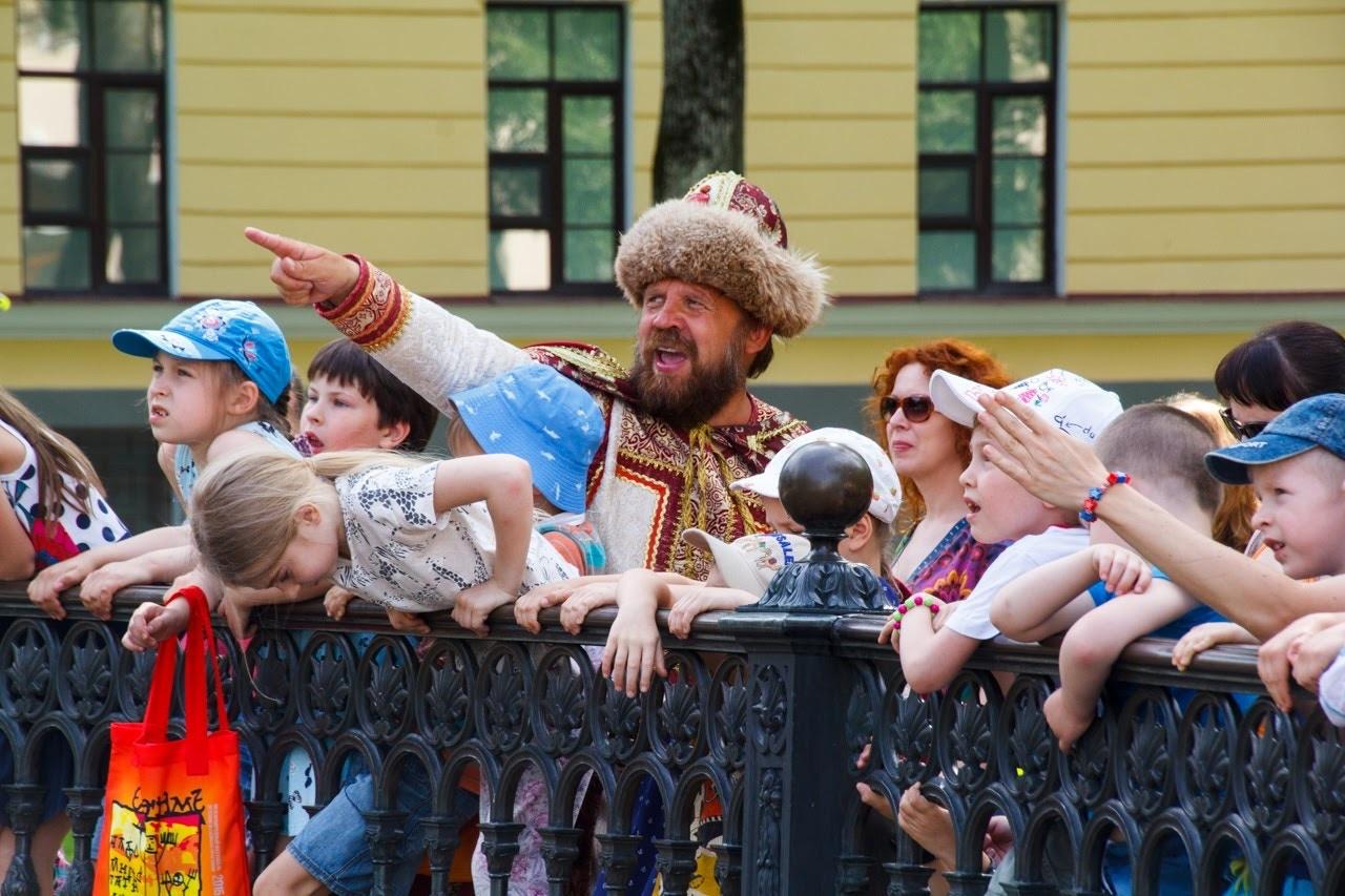 Великий Новгород. Куда и с кем?