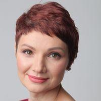 Рисунок профиля (Анна Кукушкина)