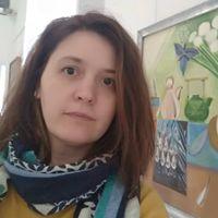 Рисунок профиля (Анастасия Пестова)