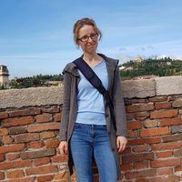Рисунок профиля (Alena Yesakova)