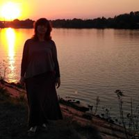 Рисунок профиля (Валерия)