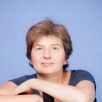 Рисунок профиля (Елена Потапова)