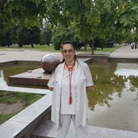 Рисунок профиля (Ольга Костылева)