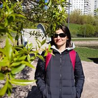 Рисунок профиля (Елена Шагарова)
