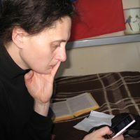 Рисунок профиля (Екатерина Беляева)