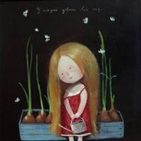 Рисунок профиля (Мария Слуцкая)
