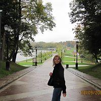 Рисунок профиля (Юлия Чивкунова)